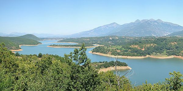 Debar Lake, Macedonia