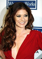 Debra Messing w 2009 roku