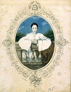1796-1846 Bohemian-French mime