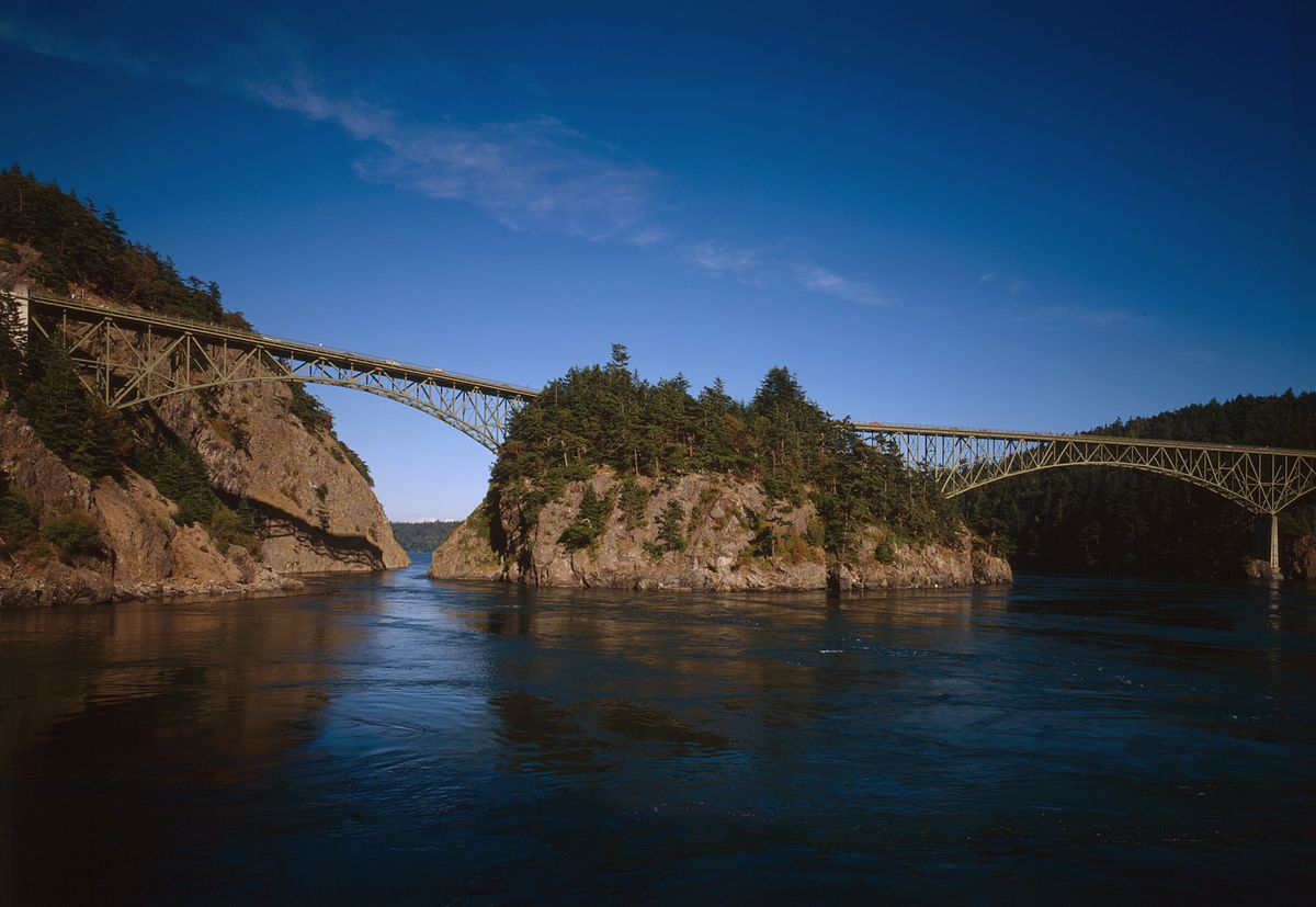 deception pass bridge wikidata. Black Bedroom Furniture Sets. Home Design Ideas