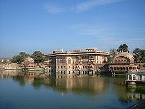 Bharatpur State - Deeg Palace.