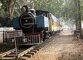 Delhi Railway Museum Restricted area.jpg
