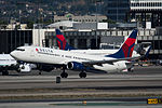 Delta Air Lines Boeing 737 at LAX (22517461258).jpg