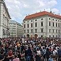 Demo Rücktritt Jetzt! - Heinz-Christian Strache Ibiza-Affäre 18. Mai 2019 (Wien).jpg
