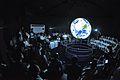 Demonstration - Science On a Sphere Inauguration - Science City - Kolkata 2016-07-01 5487.JPG