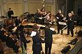 Den Norska kammarorkestern spelar vid Nordiska radets prisutdelning (Bilden ar tagen vid Nordiska radets session i Oslo, 2003).jpg