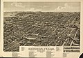Denison, Texas, Grayson County 1886. LOC 75696589.jpg