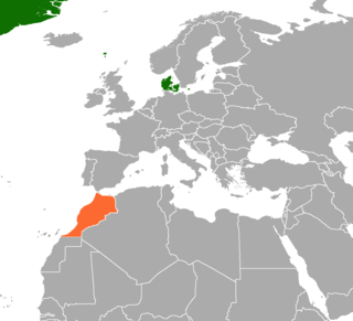 Denmark–Morocco relations Diplomatic relations between the Kingdom of Denmark and the Kingdom of Morocco