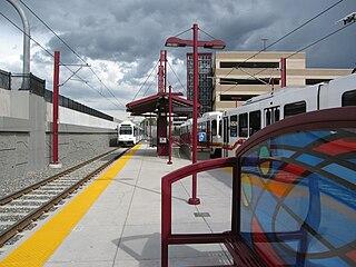 University of Denver station