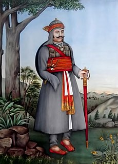 Rana Sanga Sisodia king