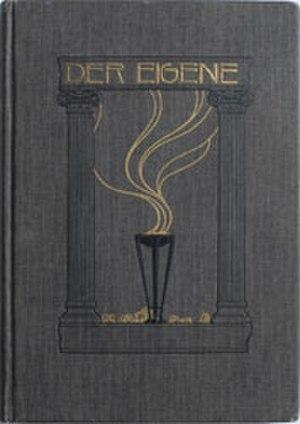 "Adolf Brand - Cover of 1906 issue of ""Der Eigene"""