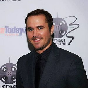 Derek Wayne Johnson - Johnson at the Northeast Film Festival, September 2013
