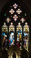 Derry St. Eugene's Cathedral South Aisle East Window Adoration of the Magi 2013 09 17.jpg