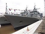 """Destructores ARA """"Sarandí"""" y ARA """"Almirante Brown"""" (34635698546).jpg"""