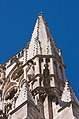 Detalle desde el claustro de la catedral de Burgos (4952489380).jpg