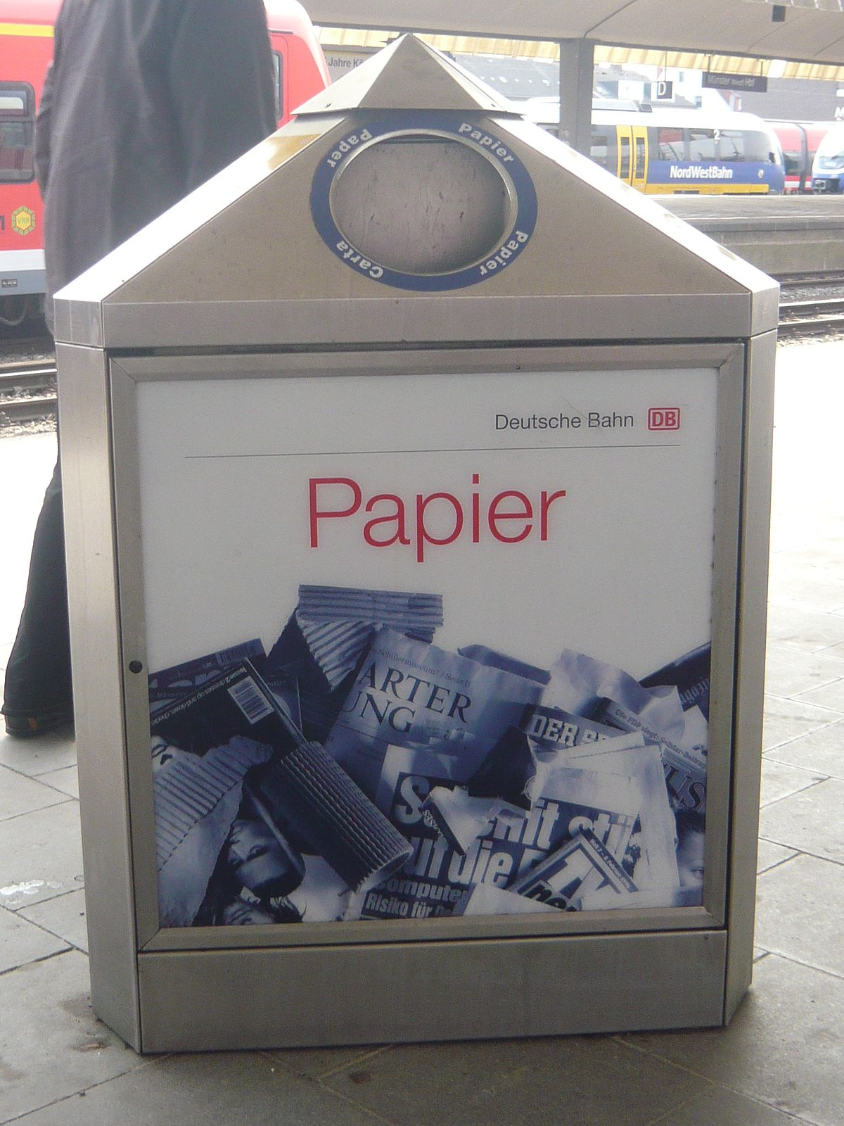 Paper recycling - Wikipedia