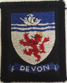 Devon County Scout Badge.png