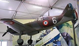Dewoitine D.520 aircraft
