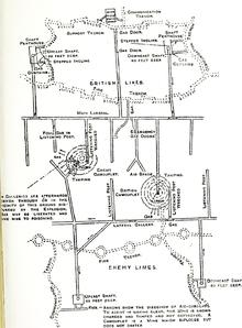 hohenzollern redoubt  1916
