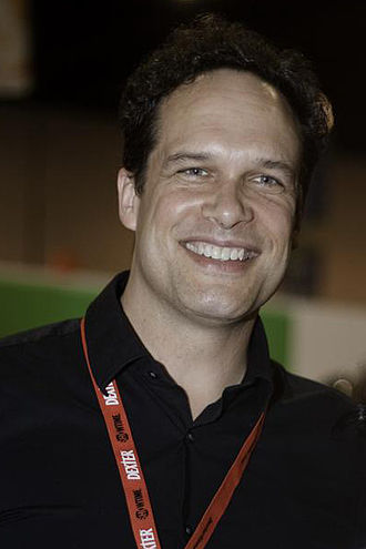 Diedrich Bader - Bader at the 2010 Comic-Con