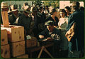 Distributing surplus commodities. St. Johns, Arizona, October 1940.jpg