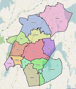 I Töreboda kommune