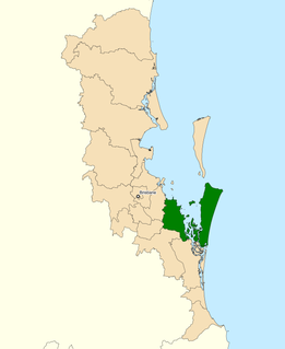 Division of Bowman Australian federal electoral division