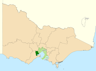 Division of Corio Australian federal electoral division