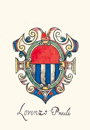 Lorenzo Priuli - Lorenzo Priuli's coat of arms