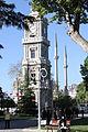 Dolmabahçe Clock Tower.JPG