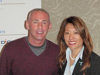 Fiona Ma - Ma with Don Korotsky Norte in 2009