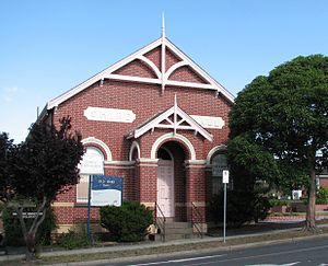 Doncaster, Victoria - Doncaster Shire Hall
