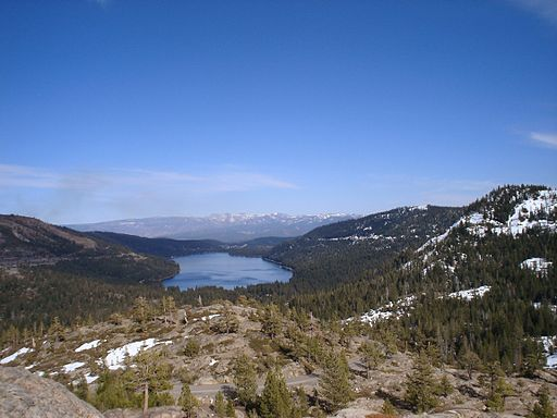 PCT Hikes - Donner Pass