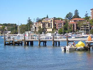 Double Bay, New South Wales Suburb of Sydney, New South Wales, Australia