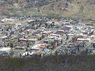 Anaconda, Montana City in Montana, United States
