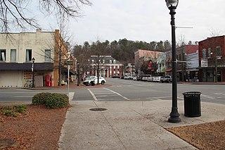 Calhoun, Georgia City in Georgia, United States