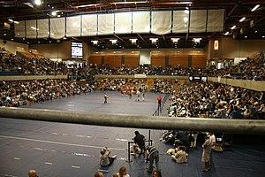The Pavilion (UC Davis) - Image: Doxie Derby, UC Davis Pavilion