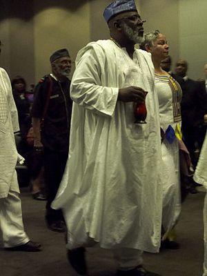 Akinyele Umoja - Image: Dr. Akinyele Umoja @ Mayor Choke Lumumba Celebration