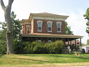 Dr. Christopher Souder House in Larwill.jpg
