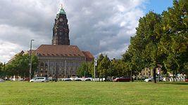 Dresden - Blick auf die Altstadt