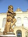 Dresden - Skulptur am Neumarkt - geo.hlipp.de - 32376.jpg