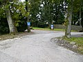 Driveway entrance to Cairnyard Holiday Lodges - geograph.org.uk - 571153.jpg