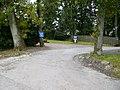 Driveway entrance to Cairnyard Holiday Lodges - geograph.org.uk - 571153.jpg