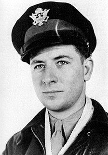 Duane Beeson American flying ace