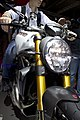 Ducati Monster 1200 S White (Ducati Performance) - front (10760557643).jpg