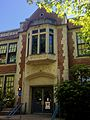 Duniway ES main entrance - Portland Oregon.jpg
