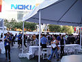 E3 2011 - Nintendo Media Event - in line outside the Nokia Theater (5810789889).jpg
