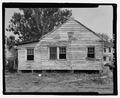 EAST SIDE VIEW - 621 Ruben Street (House), Savannah, Chatham County, GA HABS GA-2376-4.tif