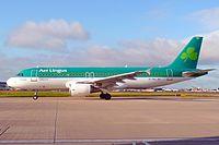 EI-FNJ - A320 - Aer Lingus