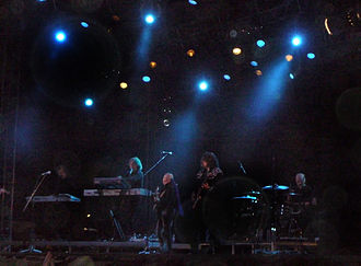 The Orchestra (band) - The Orchestra 2008, performing at the Sweden Rock Festival.